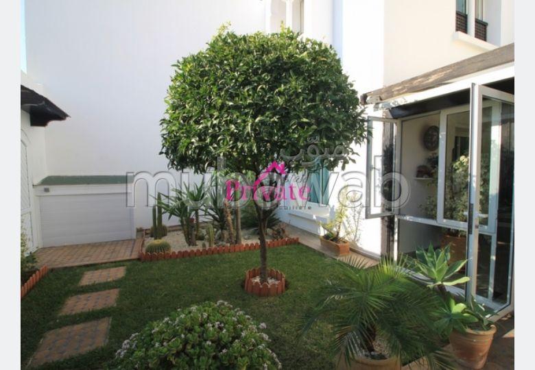 Vente Villa 280 m² GHANDOURI Tanger Ref: VA243