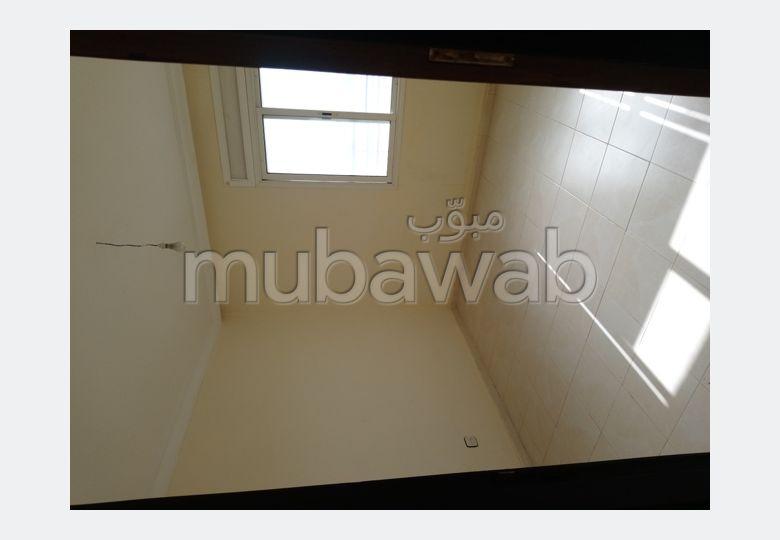بيع شقة بالقنيطرة. المساحة الكلية 50 م². باب آمن.