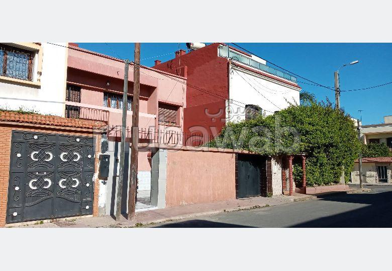 Villa 200m² bon prix, Terrasse, Jardin, Aïn Chock