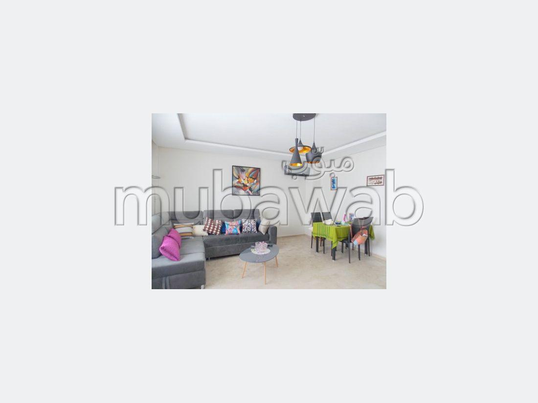 Rent an apartment in Quartier du Parc. 2 Rooms. Attic.