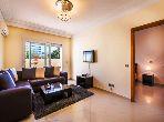 Appartement 70m², Meublé, Terrasse, Anfa