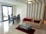 Very nice apartment for rent in Anfa. Small area 89 m². Dressing room.