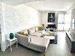 شقة جميلة للكراء بالدارالبيضاء. المساحة الكلية 56 م². مفروشة.