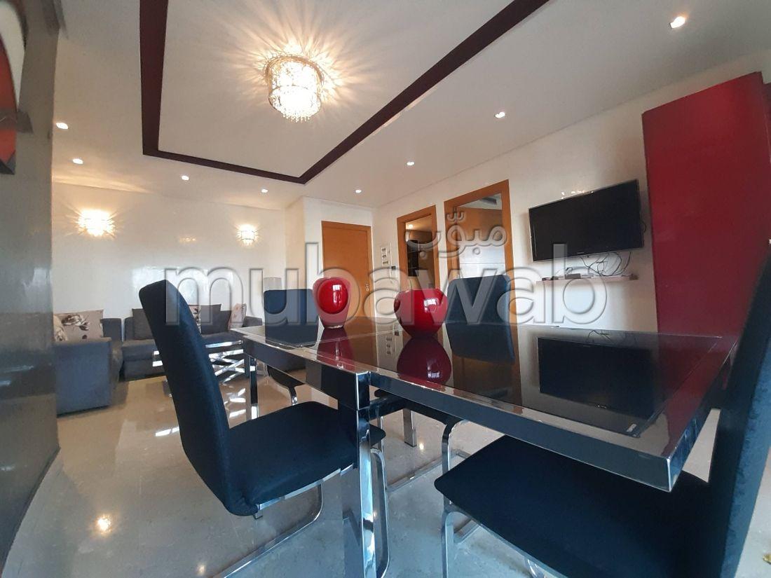 Très bel appartement à louer meublé à Gauthier