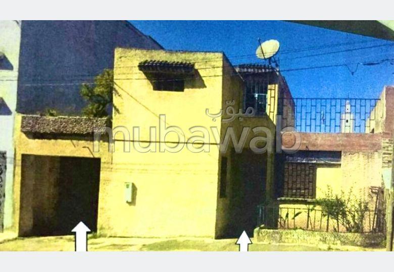 Villa de144 m2 Hay el mouhamadi