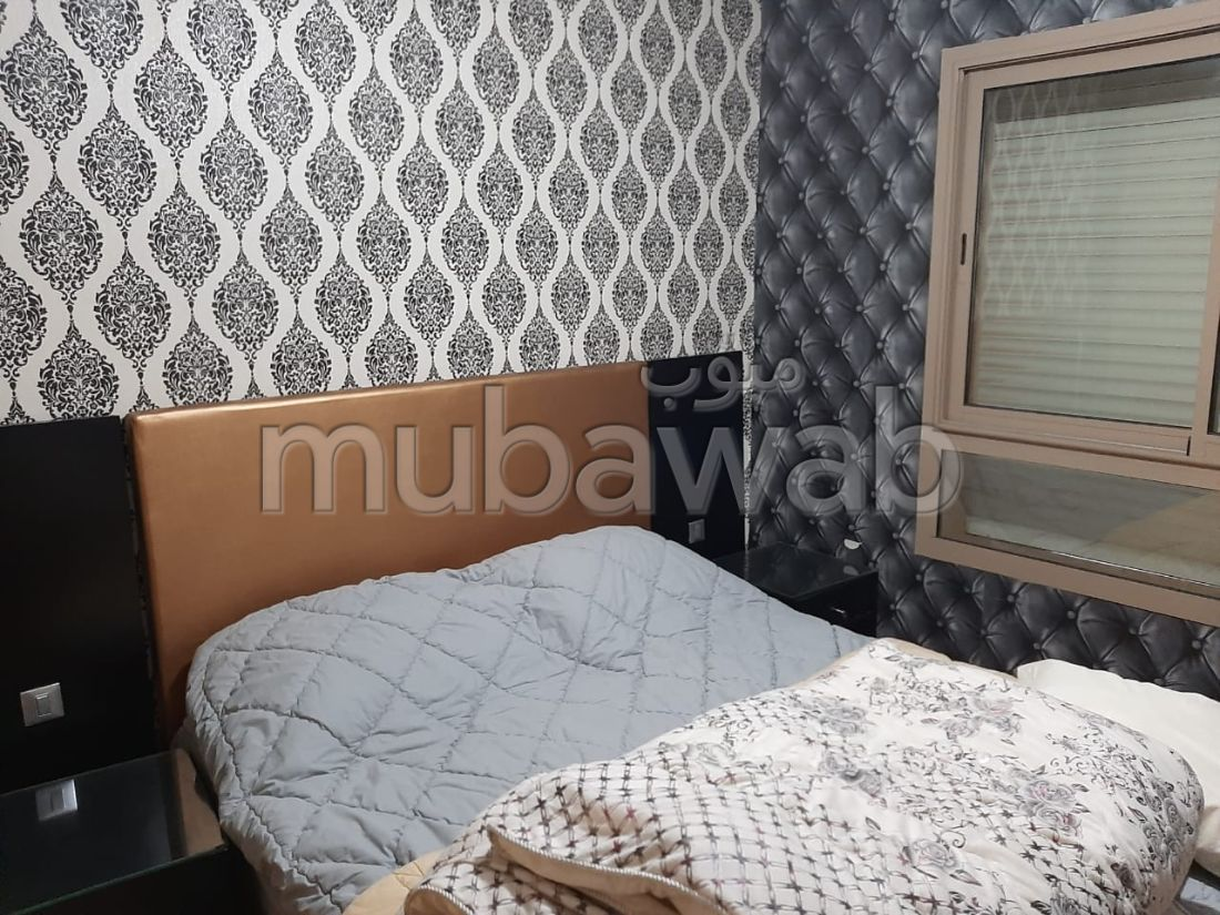 Apartment for rent in Agdal. 4 Practice. Furnished.