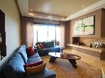 شقة رائعة للبيع بدار بوعزة. المساحة 196 م². مسبح ، مكيف هواء.