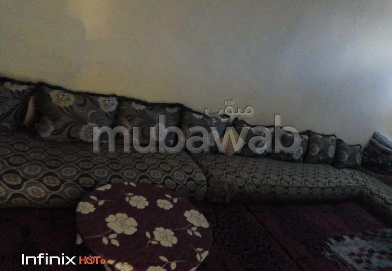 Maison à acheter à Route d'Agadir Essaouira. 2 belles chambres. Grande terrasse