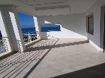 Appartement neuf avec vue sur la baie de Tanger