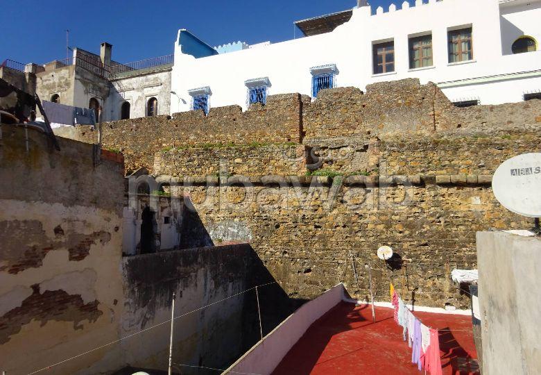 شراء منزل مميز ب المدينة القديمة. المساحة الإجمالية 85 م². منظر مطل على البحر.