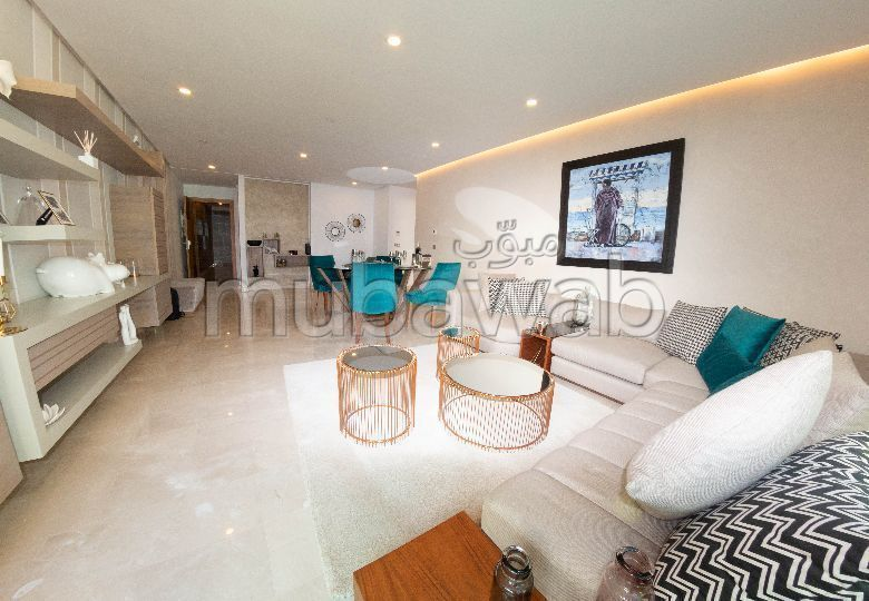 Sale of a lovely apartment. Total area 112.0 m². Green areas, Balcony.