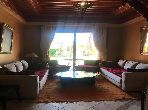 Apartment for rent in Ennakhil (Palmeraie). 2 Rooms. Ample storage space.