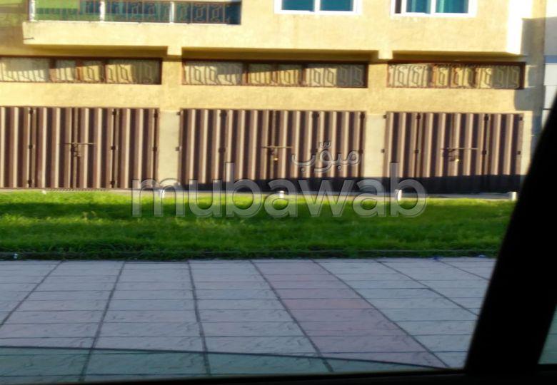 Louez ce local commercial à Mohammedia. Superficie 70 m²