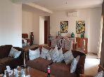 شقة جميلة للبيع بحي الشتوي. 3 غرف ممتازة. صالون مغربي تقليدي ، إقامة آمنة.