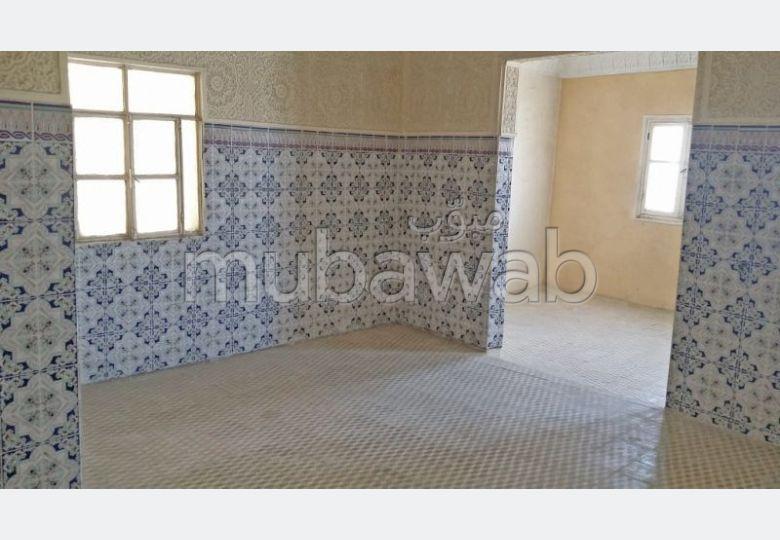 Maison à rénover perchée sur la muraille Kasbah