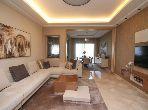 شقة جميلة للبيع ببوسكورة. المساحة الإجمالية 250 م². مسبح.