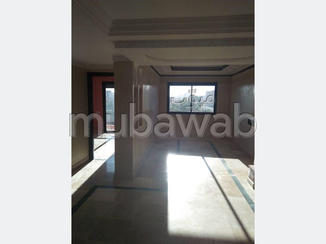 Busca pisos en venta en Route Casablanca. 1 bonita habitación. Sistema de antena parabólica, Seguridad implementada.