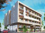أرض تجارية للبيع بتارگة النخيل 2 قرب مقهى موازين المساحة 1432متر أربع واجهات لبناء مدرسة حرة او مصحة