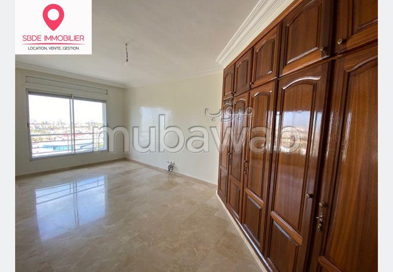Location appartement au cœur de Hay Riad