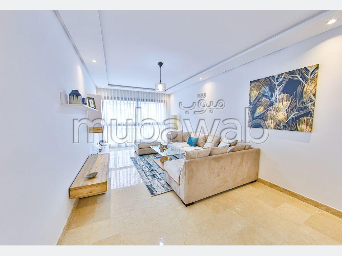 Appartement de 121m² en vente Résidence Ô Maarif