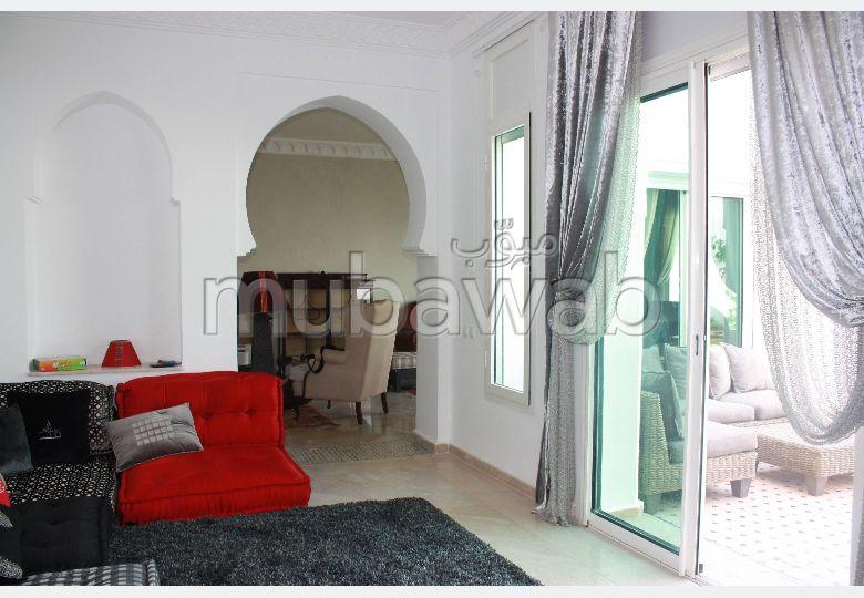 Très belle villa avec vue sur la baie de Tanger