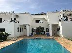 Magnifique villa avec piscine à Rabat