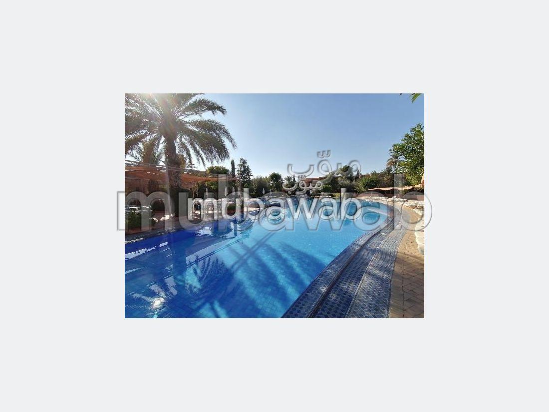 Appartement confortable avec piscine à la palmeraie