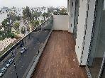 شقة رائعة للبيع ب وازيس الجنوبي. المساحة الكلية 60 م². موقف سيارات ومصعد.