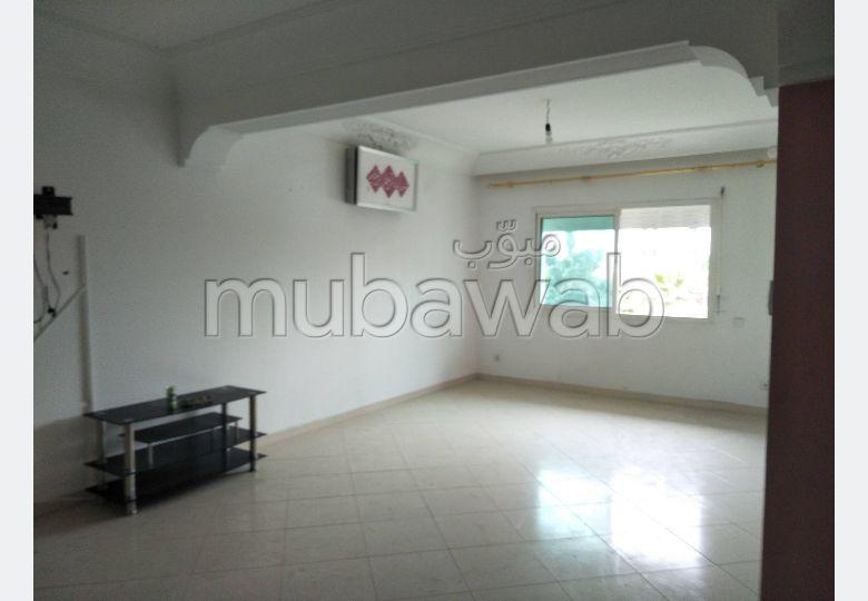 Vend appartement à Tanger. 3 pièces. Piscine et service de Conciergerie