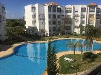 Find an apartment to buy. Area 100 m². Traditional living room, general satellite dish.