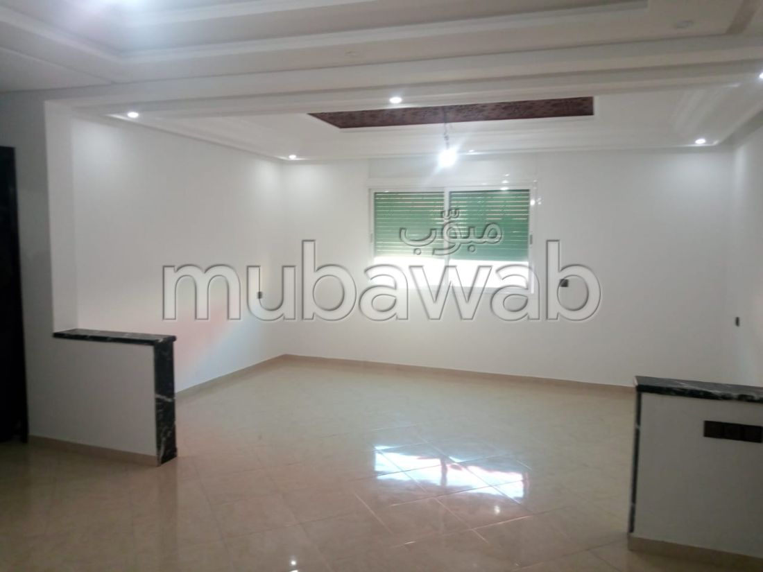 Very nice house for sale in Oulad Wjih. 8 living areas. Modern living room.