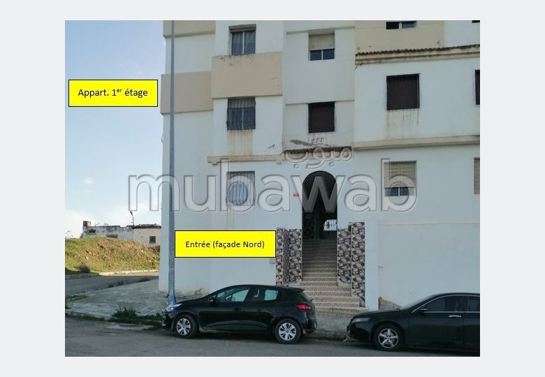 Beautiful apartment for sale in Mghogha. 5 Rooms. Air-conditioned.