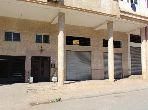 مكاتب ومحلات للبيع بالدارالبيضاء. المساحة الكلية 82.0 م².