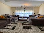 Se alquila este piso en Ennakhil (Palmeraie). 2 Suite parental. Amueblado.