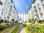 بيع شقة بالدارالبيضاء. المساحة 107.0 م². مع مصعد وشرفة.