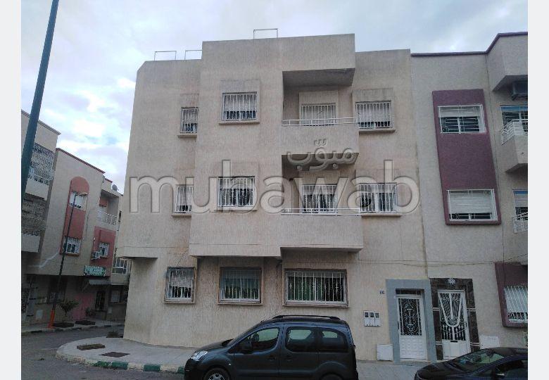 شقة رائعة للبيع بفاس. المساحة الكلية 102 م². مطبخ مجهز.