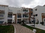 شقة للبيع بطنجة. المساحة الإجمالية 123 م². موقف السيارات وشرفة.
