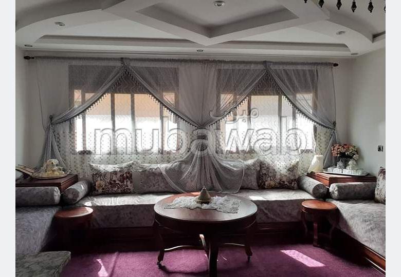 Local commercial en location à Mohammedia. Surface totale 300 m². Espaces verts et ascenseur