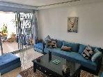Appartement meublé à louer avec terrasse, Racine