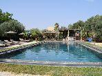 Splendide villa à vendre à Route de Fez. 7 chambres agréables. Antenne parabolique, résidence sécurisée