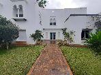 Villa Style Riad Meublé à Louer – Malabata