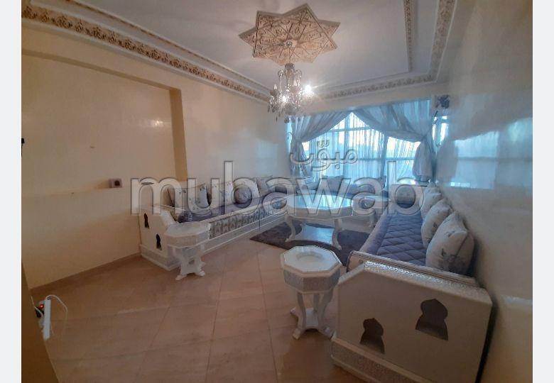 Appartement Meublé à Louer – La corniche Tanger