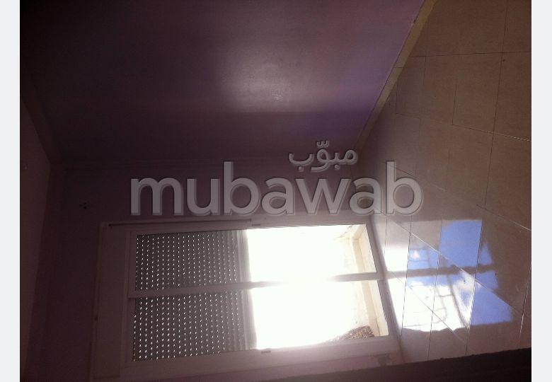 Rent this apartment in El Baraka. 1 room. Large balcony.