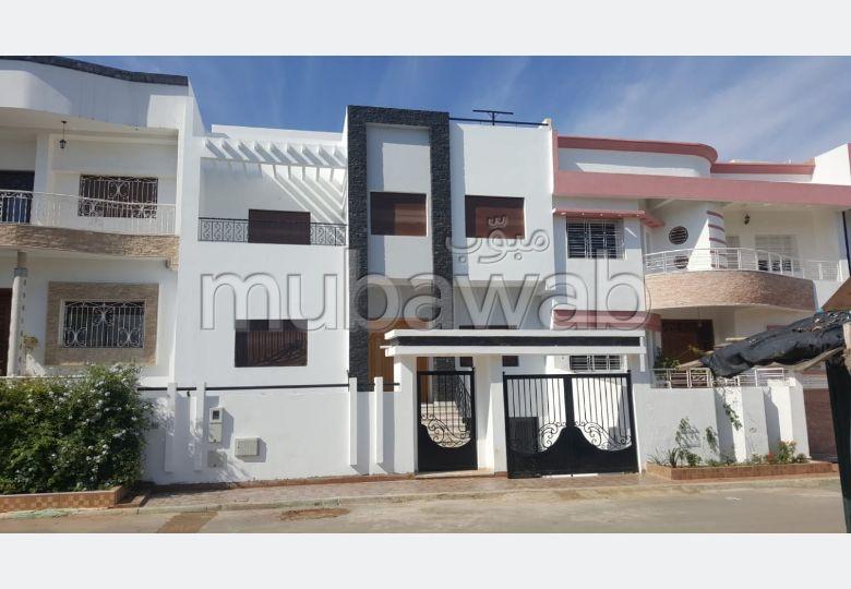 Villa neuve à vendre