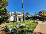Villa de Luxe en Location situè à Souissi Rabat