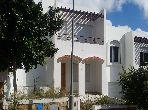 Villa au bord de la mer semi finie tanger prix imb