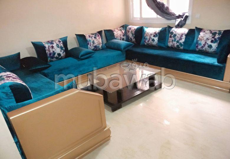 شقة للكراء بمراكش. المساحة الكلية 55 م². مفروشة