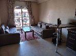 Appartement en location à Marrakech. 2 chambres agréables. Meublé.