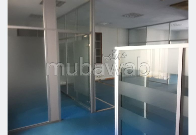 Offices for rent. Area of 150 m².