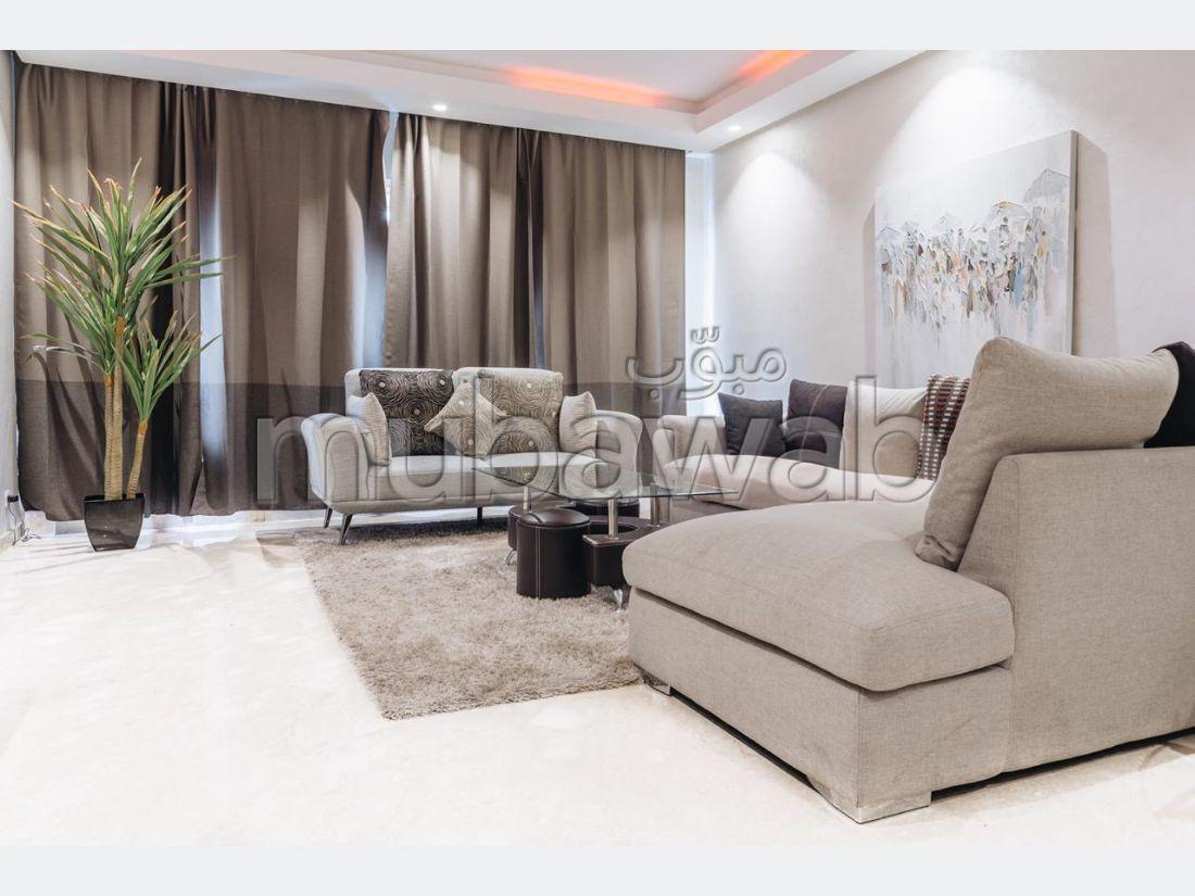 Studio en location en plein Maarif